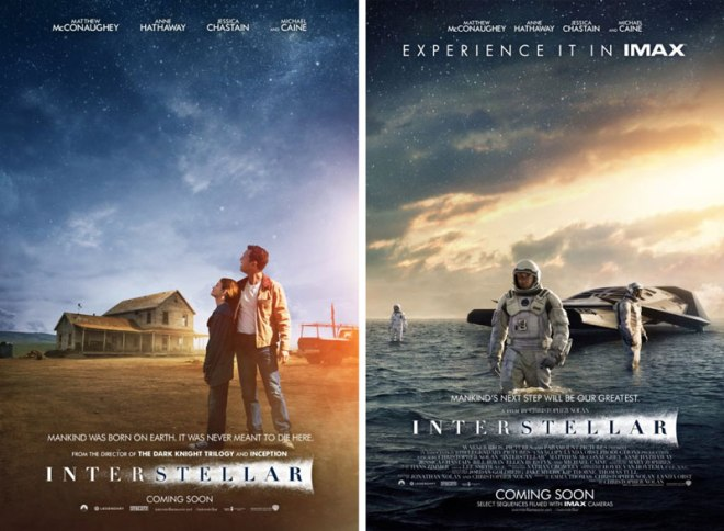 interstellar-posters